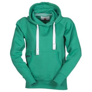 felpa-donna-atlanta-cappuccio-payper-allsport-emerald-green