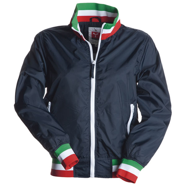giubbino-donna-united-colletto-payper-allsport-blu-navy-italia