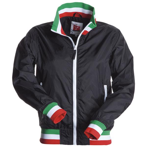 giubbino-donna-united-colletto-payper-allsport-nero-italia