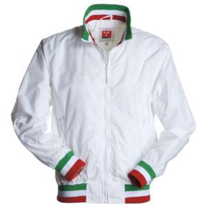 giubbino-uomo-united-colletto-payper-allsport-bianco-italia