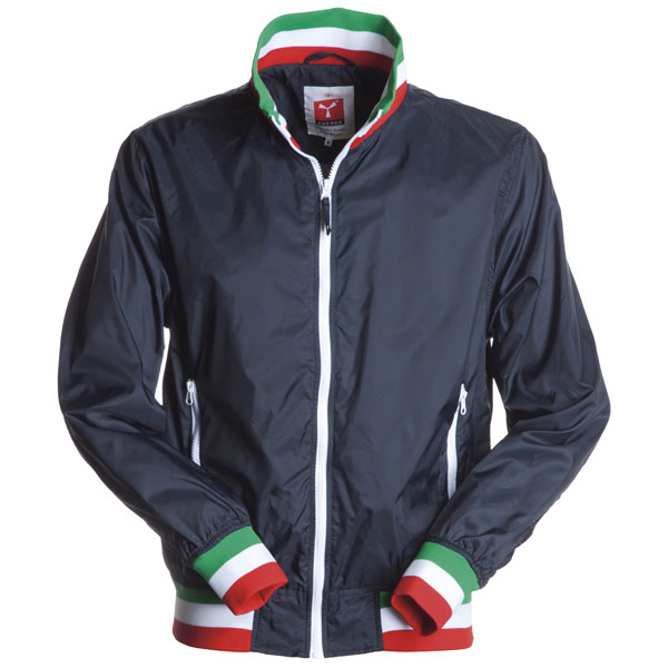 giubbino-uomo-united-colletto-payper-allsport-blu-navy-italia