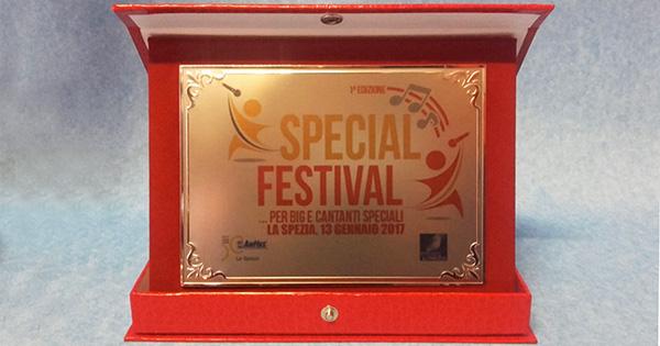 all-sport-genova-personalizzazione-premiazioni-targa-special-festival
